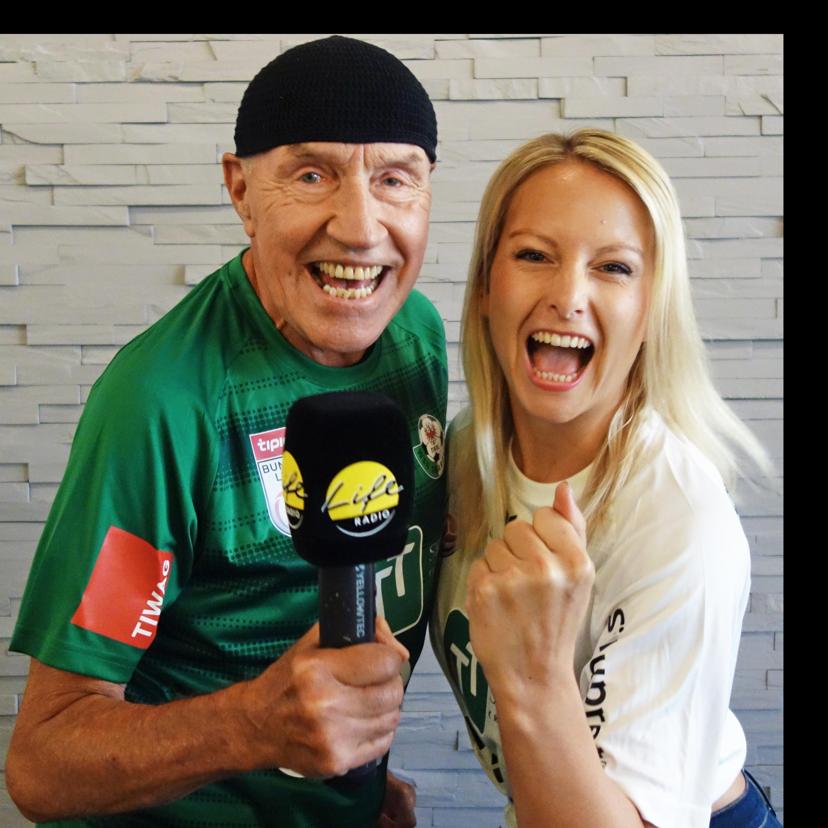 Rainer Dierkes und Sabrina Peer