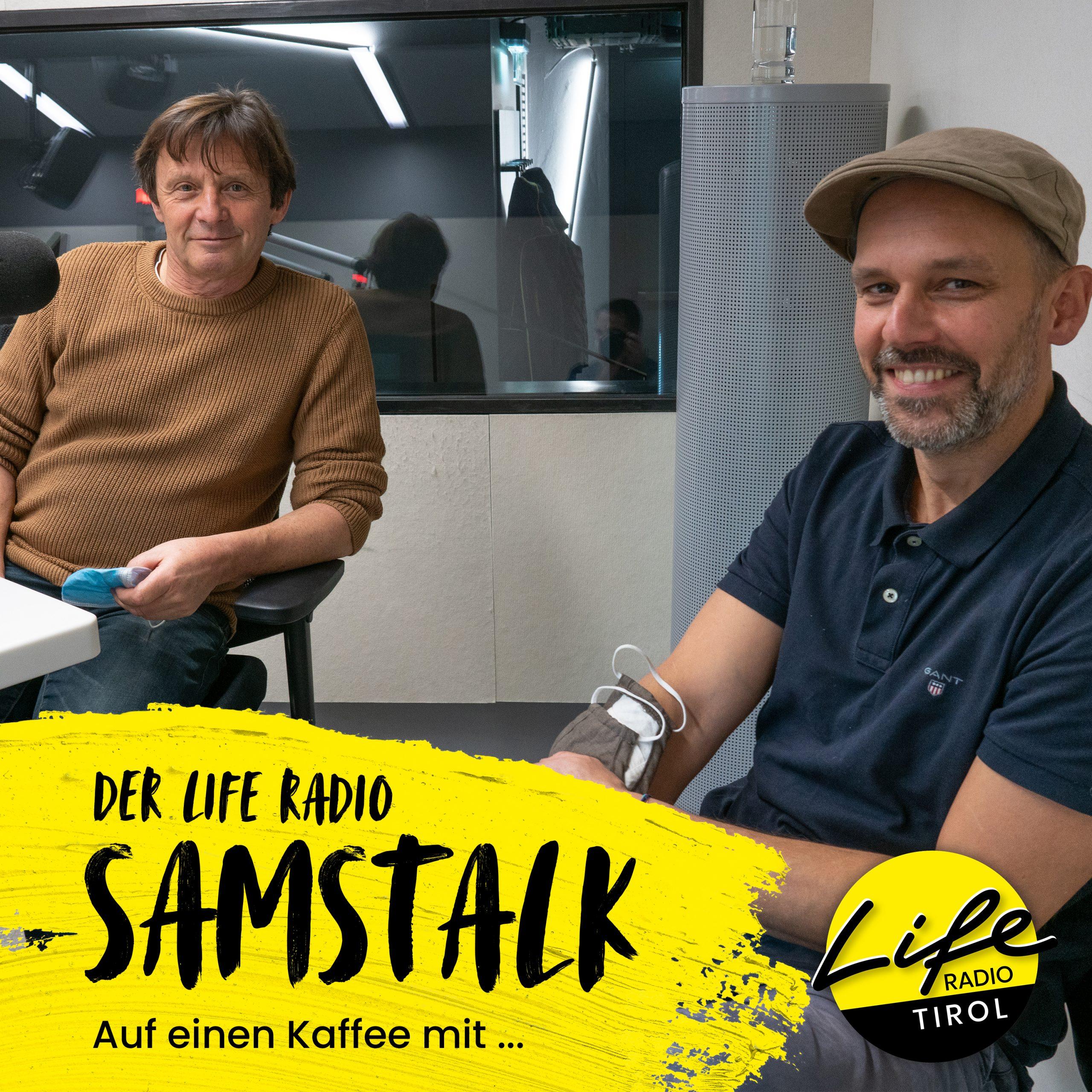 Auf einen Kaffee mit Manni Zöschg alias Der Luis