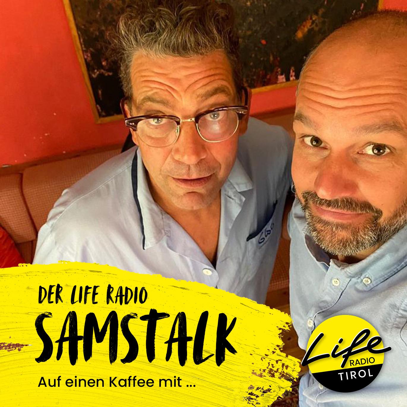 Auf einen Kaffee mit Schauspieler Gregor Bloéb