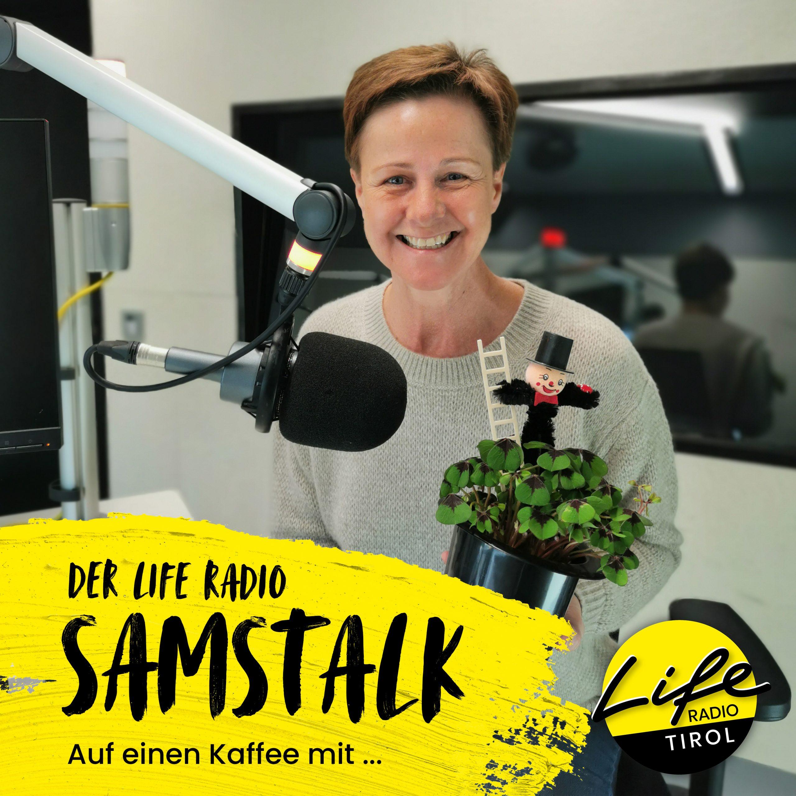 Auf einen Kaffee mit Kaminkehrermeisterin Gabi Schiestl