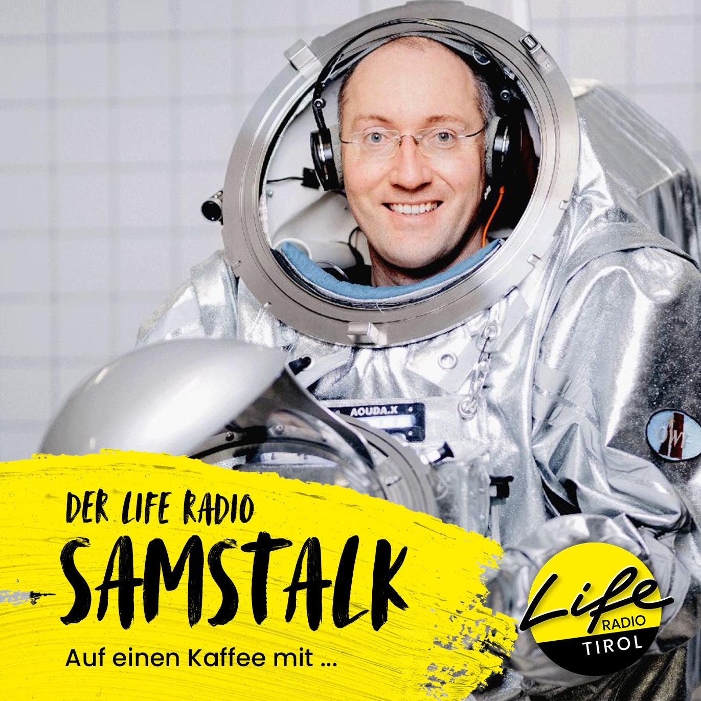 Auf einen Kaffee mit Weltraumforscher Gernot Grömer