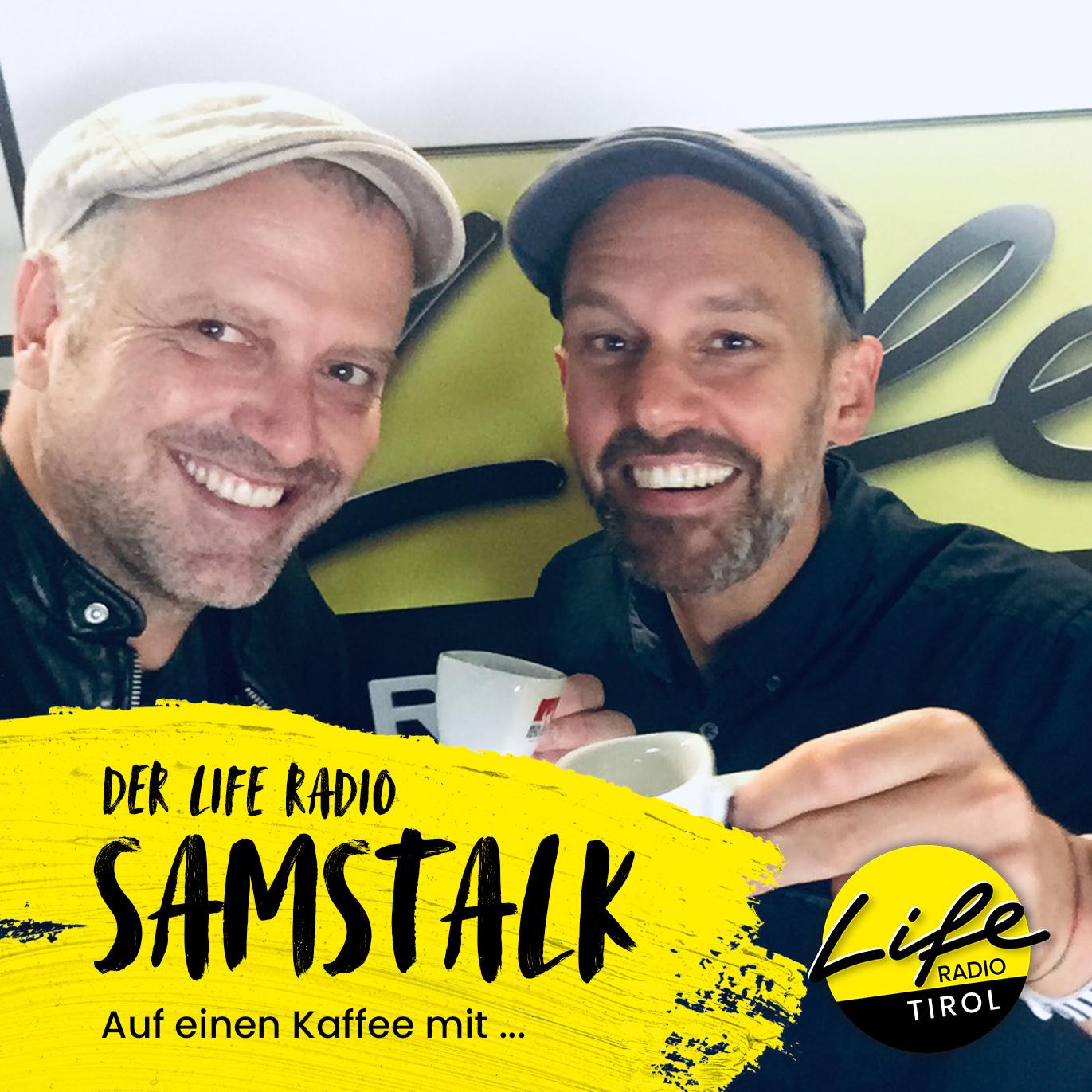 Auf einen Kaffee mit Autor Bernhard Aichner