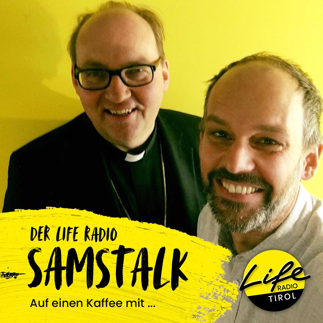 Auf einen Kaffee mit Bischof Hermann Glettler