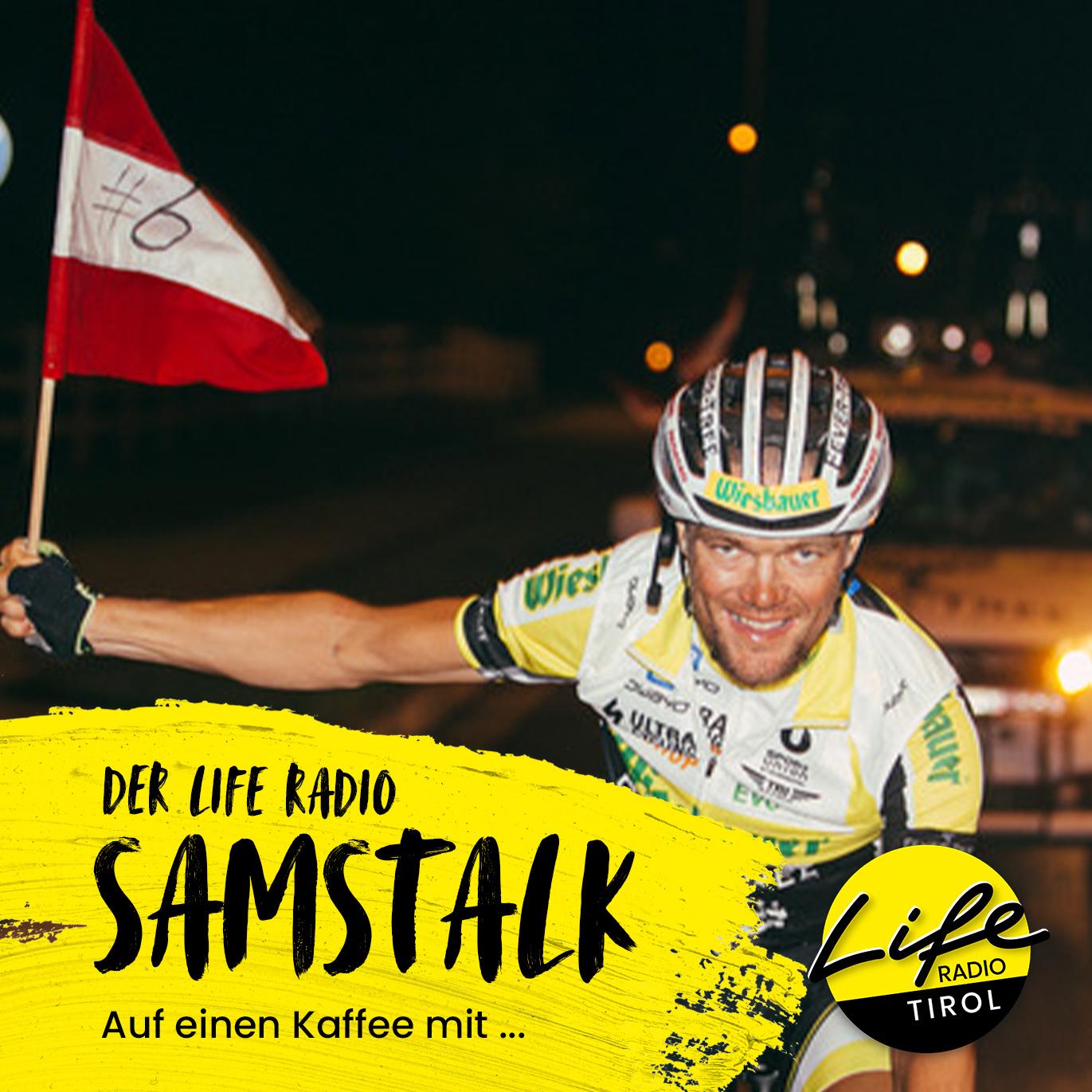 Auf einen Kaffee mit Extremradsportler Christoph Strasser