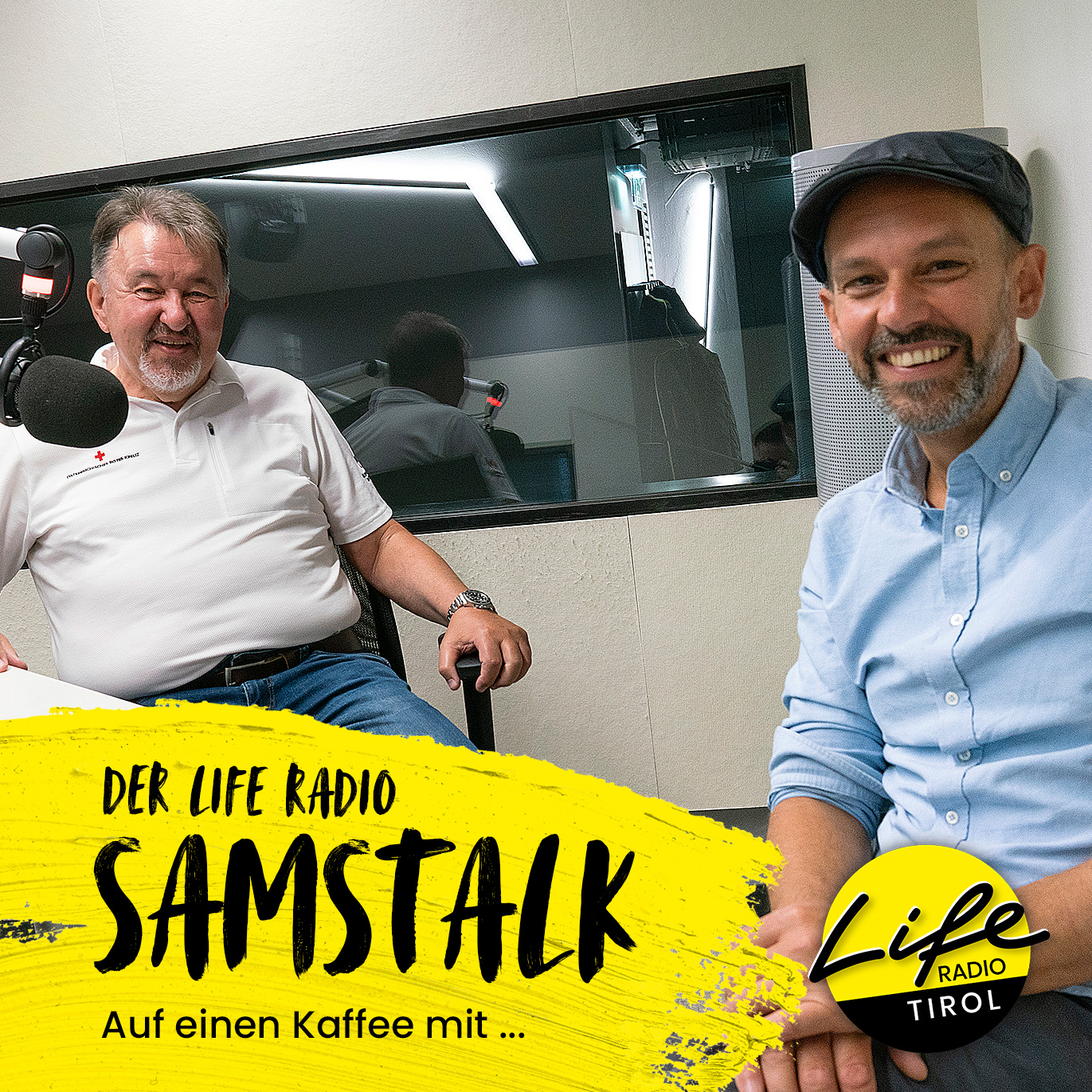 Auf einen Kaffee mit Rettungssanitäter Günter Hofmarcher