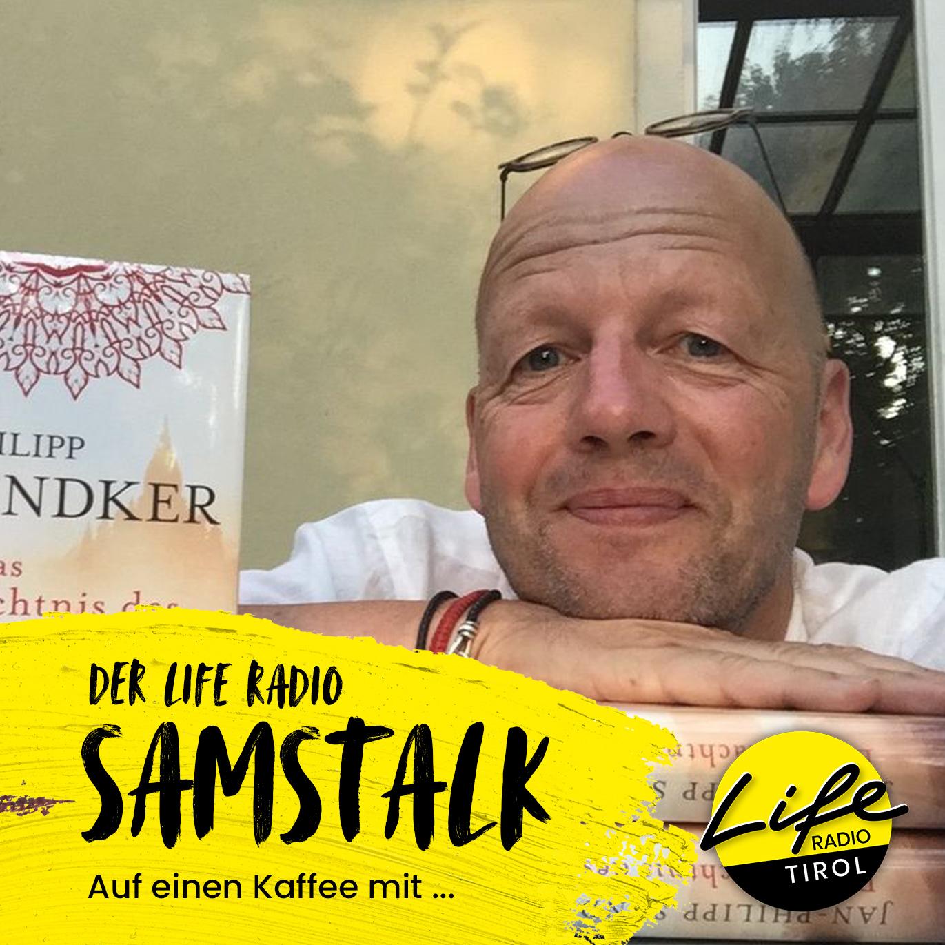 Auf einen Kaffee mit Bestsellerautor Jan-Philipp Sendker