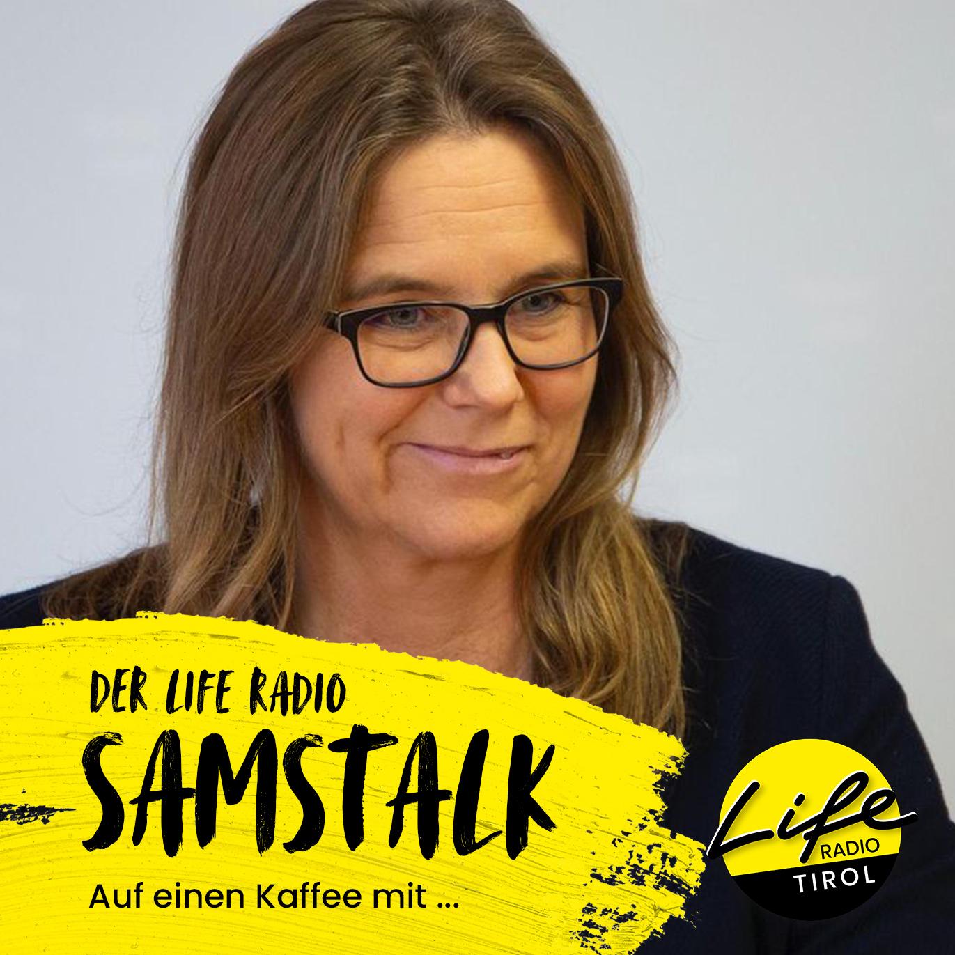 Auf einen Kaffee mit Chefkriminalistin Katja Tersch