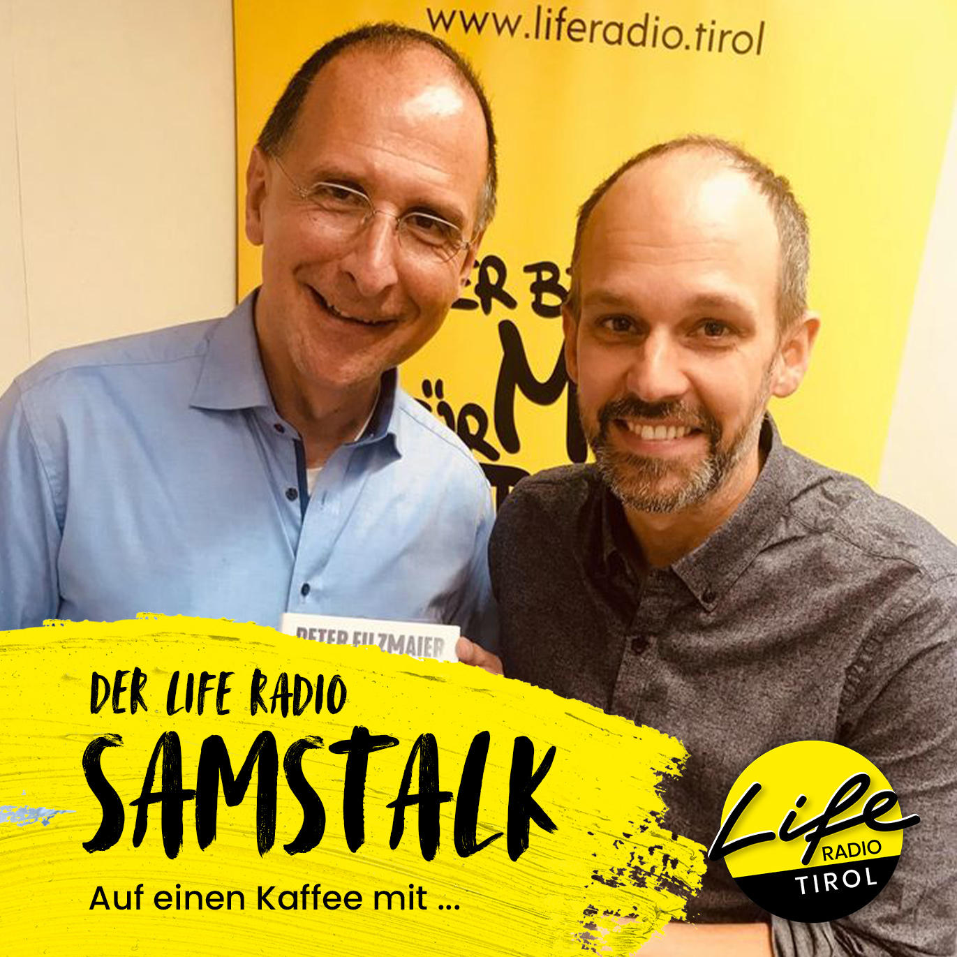 Auf einen Kaffee mit Politikexperte und Autor Peter Filzmaier
