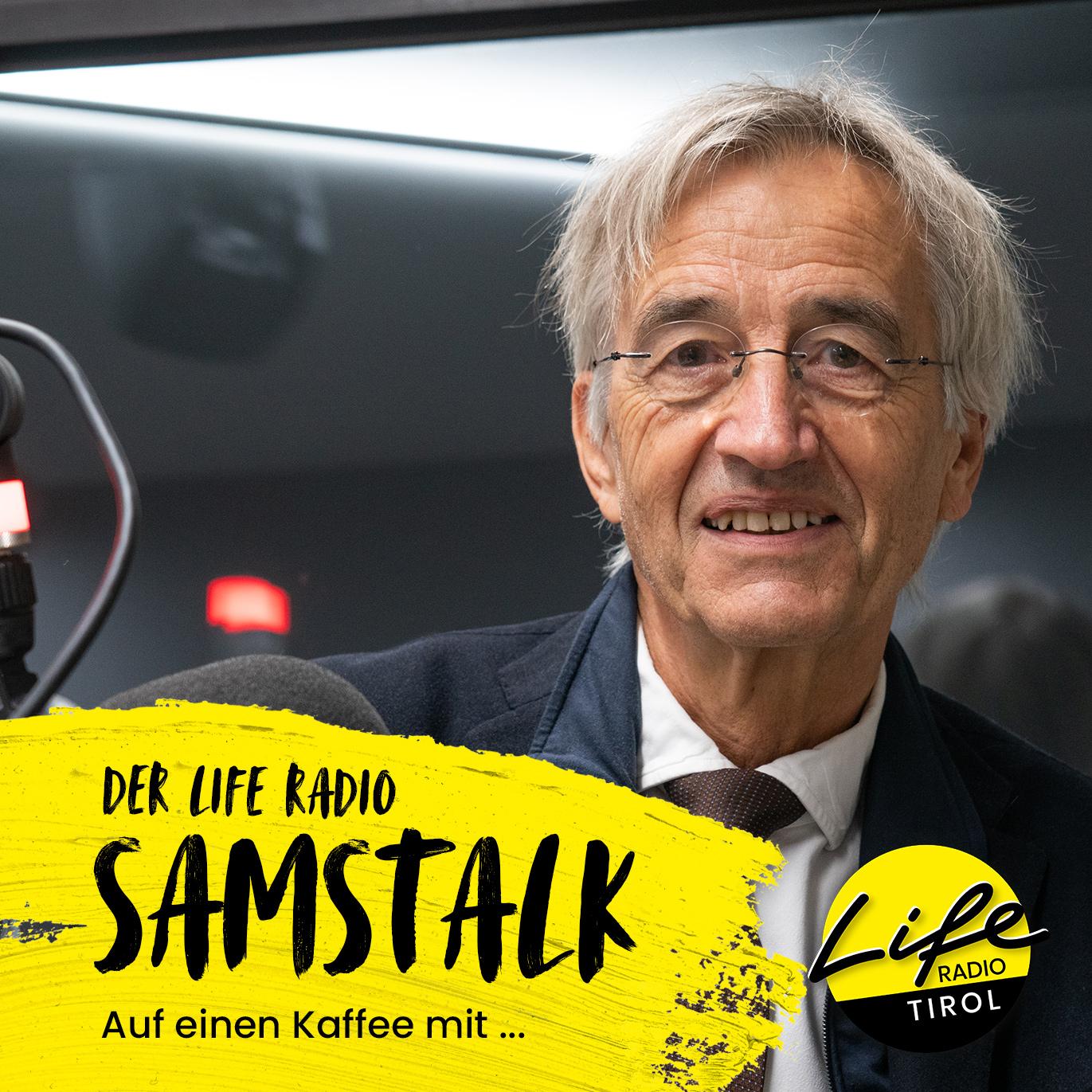 Auf einen Kaffee mit Rektor Tilmann Märk