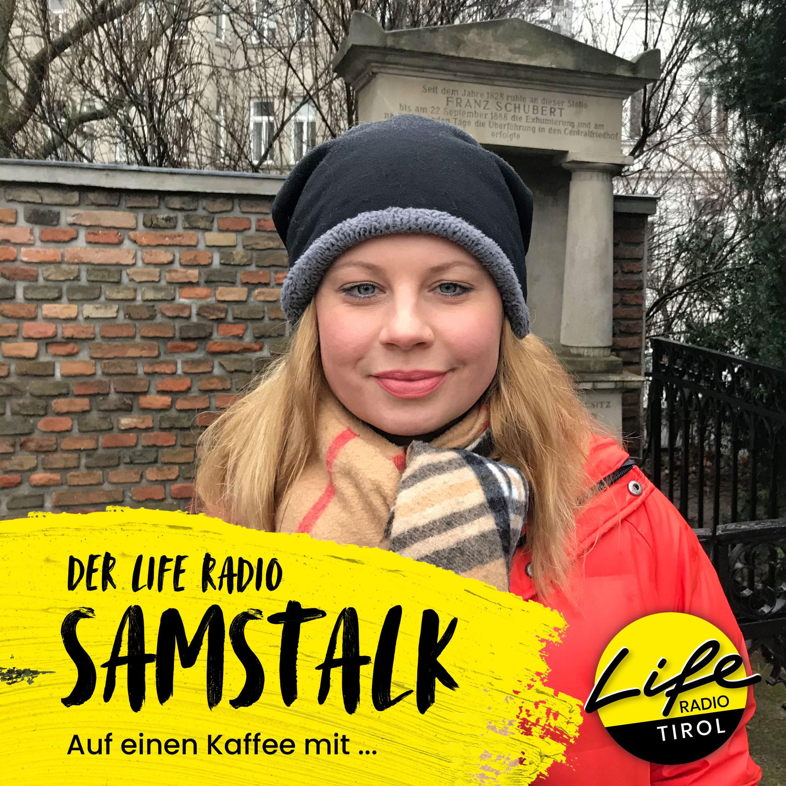 Auf einen Kaffee mit der Schauspielerin Katharina Straßer