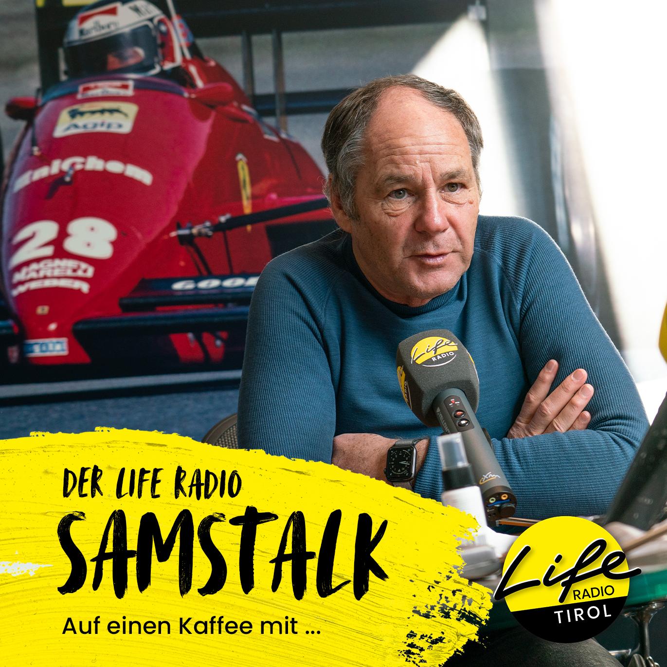Auf einen Kaffee mit Formel 1 Legende Gerhard Berger