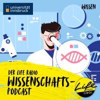 Podcast Cover_1500x1500px_Der Life Radio Wissenschaftspodcast
